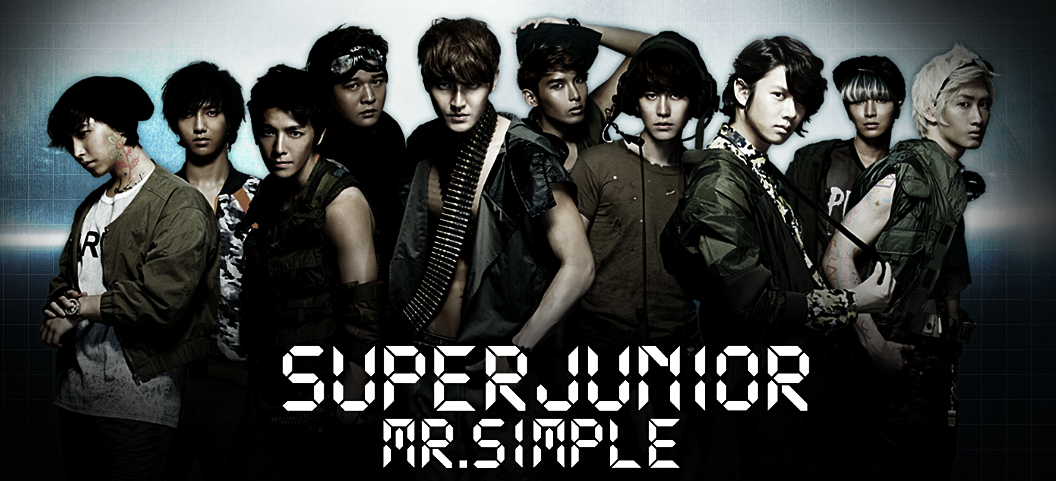 Super junior song